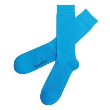 chaussettes-bleues-unies-spy-blue-presentation-produit