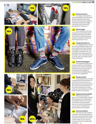 Migros Mag presents My Sock Factory